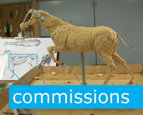 sculptor commissions