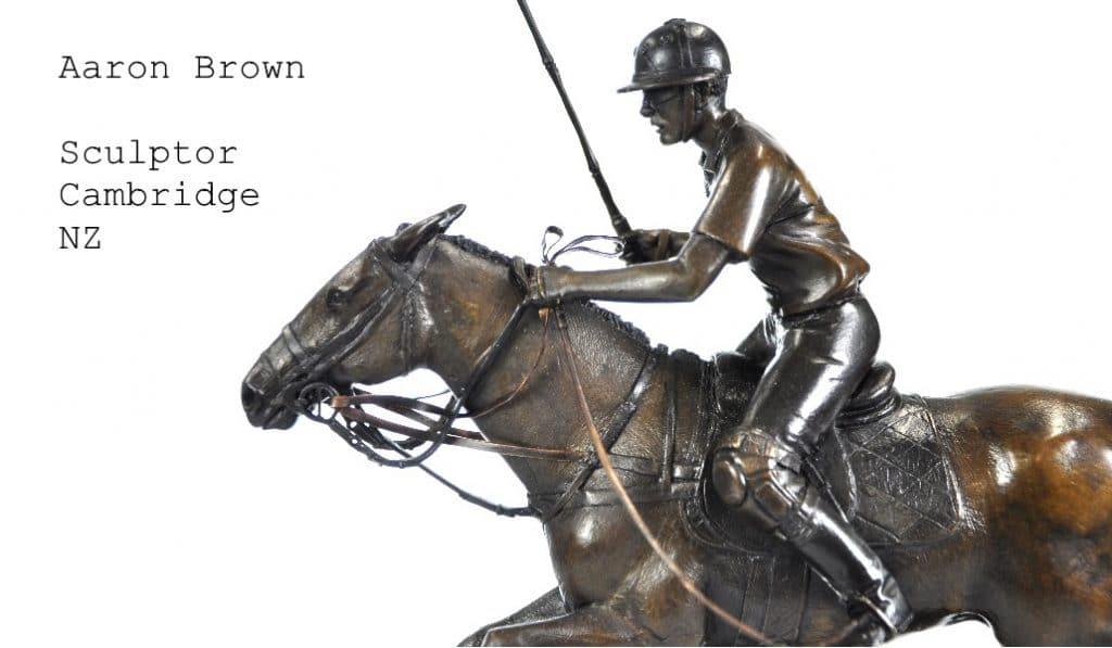 Aaron Brown sculptor