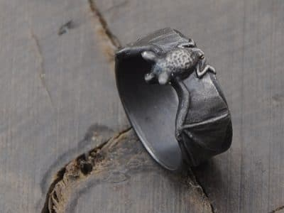 pekapeka bat ring