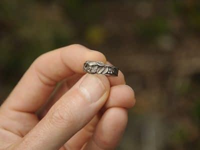 Ruru Morepork Ring